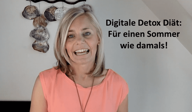digitale detox diät